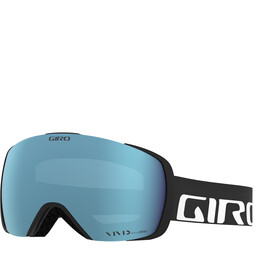 Giro Contact Maschera, black/vivid royal/vivid infrared